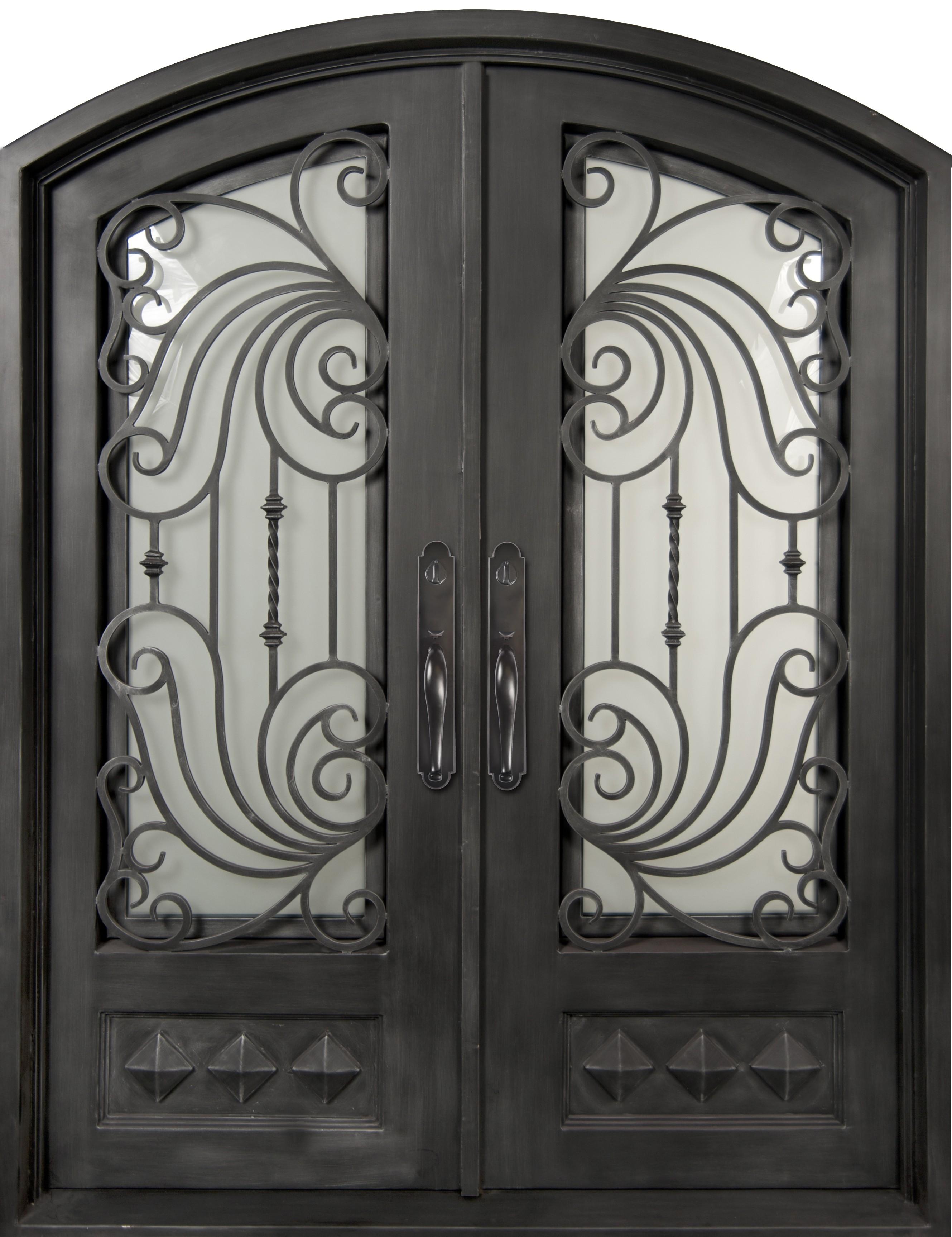 In Stock Iron Doors L Iron Doors Plus L Handcrafted Iron Doors