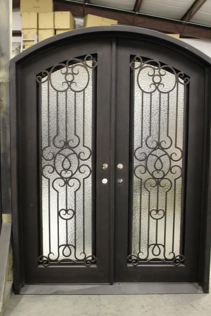 10-elegante & In-Stock Iron Doors l Iron Doors Plus l Handcrafted Iron Doors