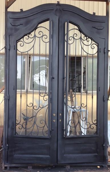 25-idp-beverly-hills-6-x-10 & In-Stock Iron Doors l Iron Doors Plus l Handcrafted Iron Doors