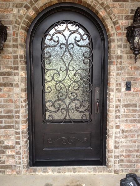 39-truitt-48-x-96 & In-Stock Iron Doors l Iron Doors Plus l Handcrafted Iron Doors