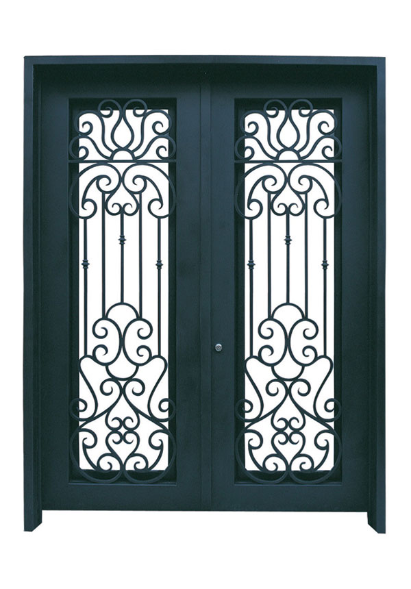 Iron Security Doors and Security That Lasts