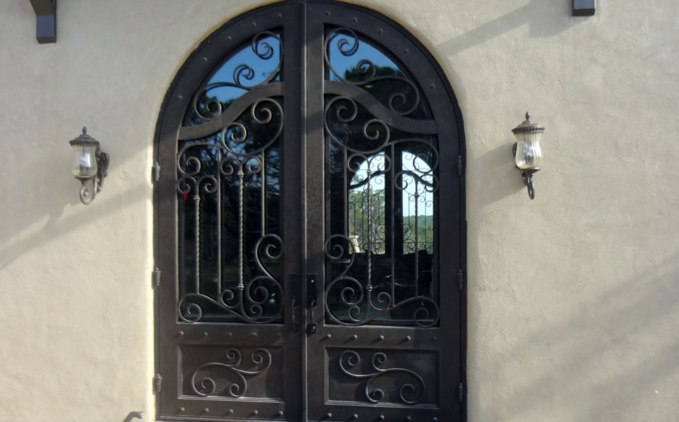 5 Care Tips For Your Iron Entry Doors Iron Doors Plus Inc