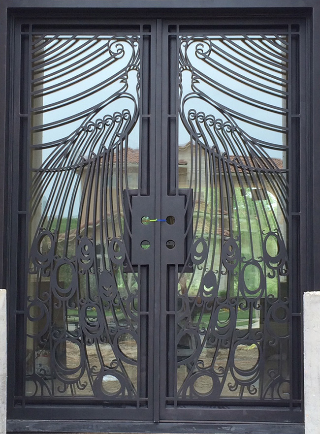 Exotic Iron Doors Iron Doors Plus Inc