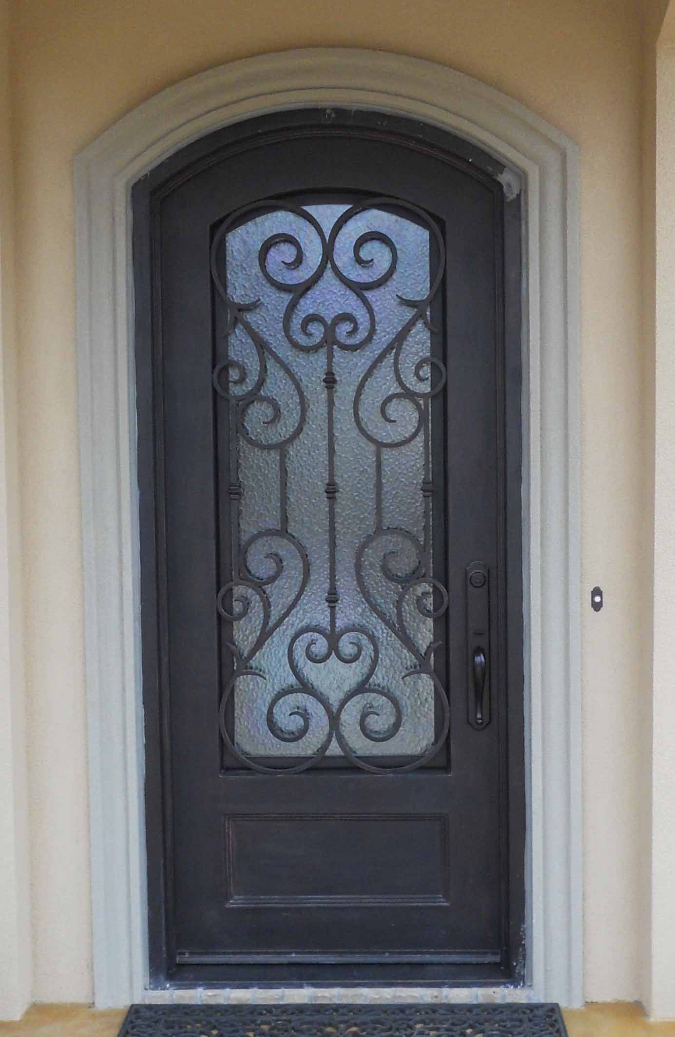 In Stock Iron Doors L Iron Doors Plus L Handcrafted Iron Doors
