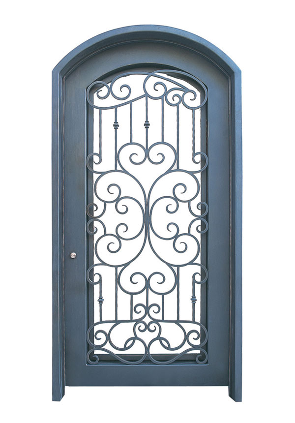 Caring For Your Wrought Iron Door