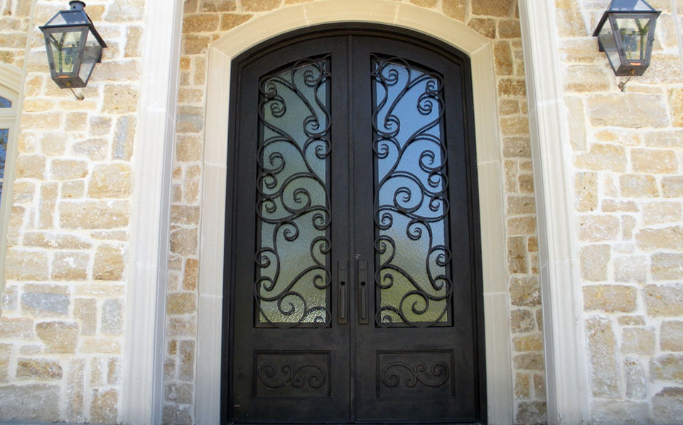 The Advantages of Having Iron Front Doors