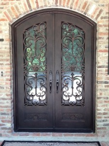 The Benefits of Installing an Iron Door on Your Home