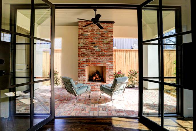 Add Character to Your Home with Texas Iron Doors