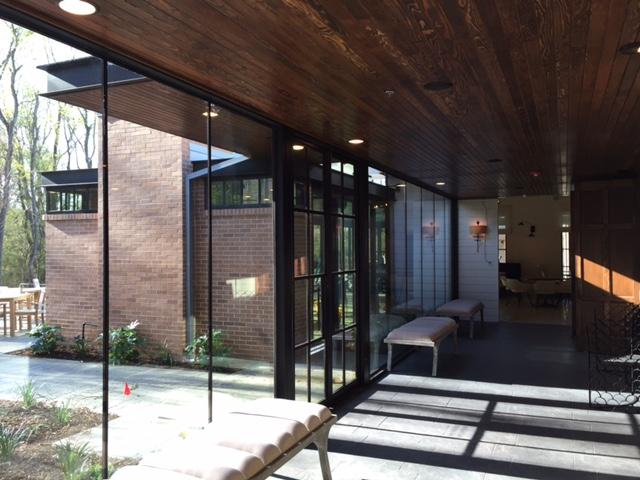 Make a Design Statement with a Modern Door
