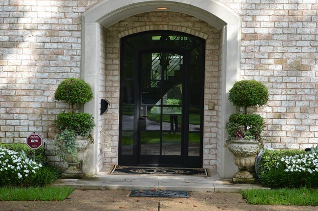 Wow Your Guests With Wrought Iron Doors