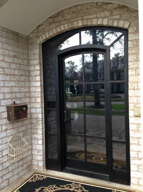 Iron Door Design, Centuries of Entryway Appeal