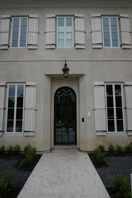 Custom Designed Doors for Historical Homes