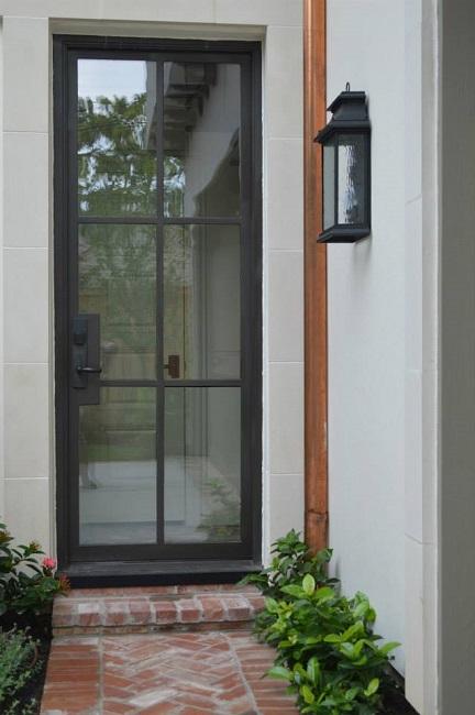Iron Door Hardware & Handles