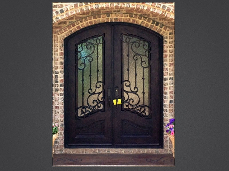 How To Maintain Your Iron Doors