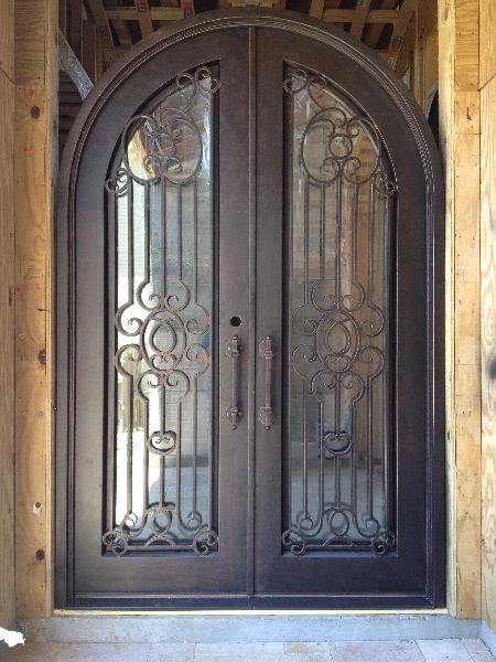 5 Reasons Wrought Iron Doors are a Must-Have in Your Home
