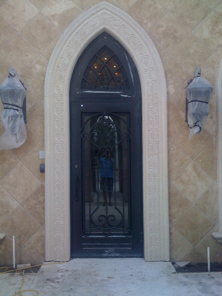 3 Types of Iron Door to Consider for Your Home