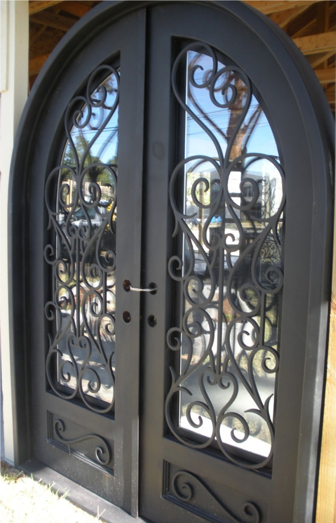 The Benefits Of Adding Modern Iron Doors To Your Home