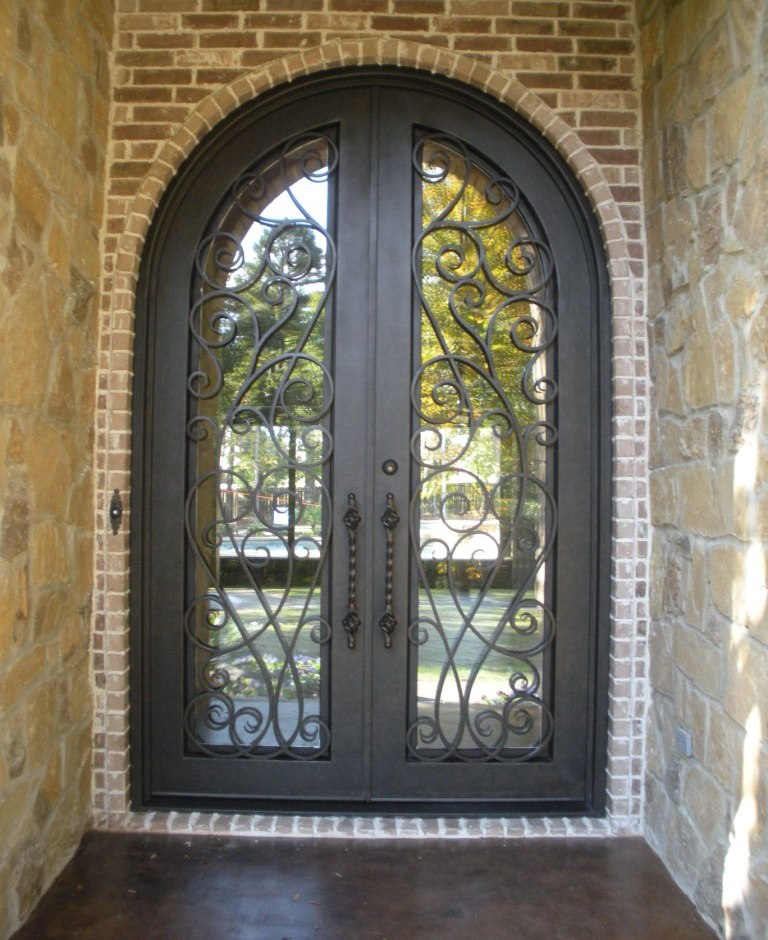 Wrought Iron Door: The Door Of Your Dreams