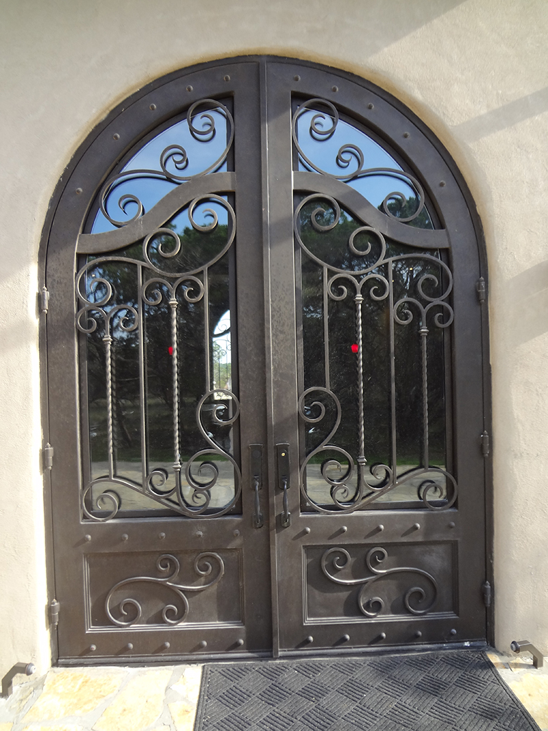What Is Thermally Broken Steel And Why Is It Important For Iron Doors?