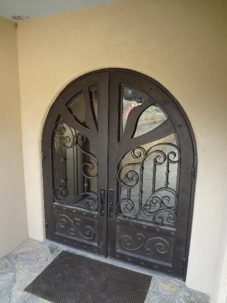 Texas Quality Iron Doors